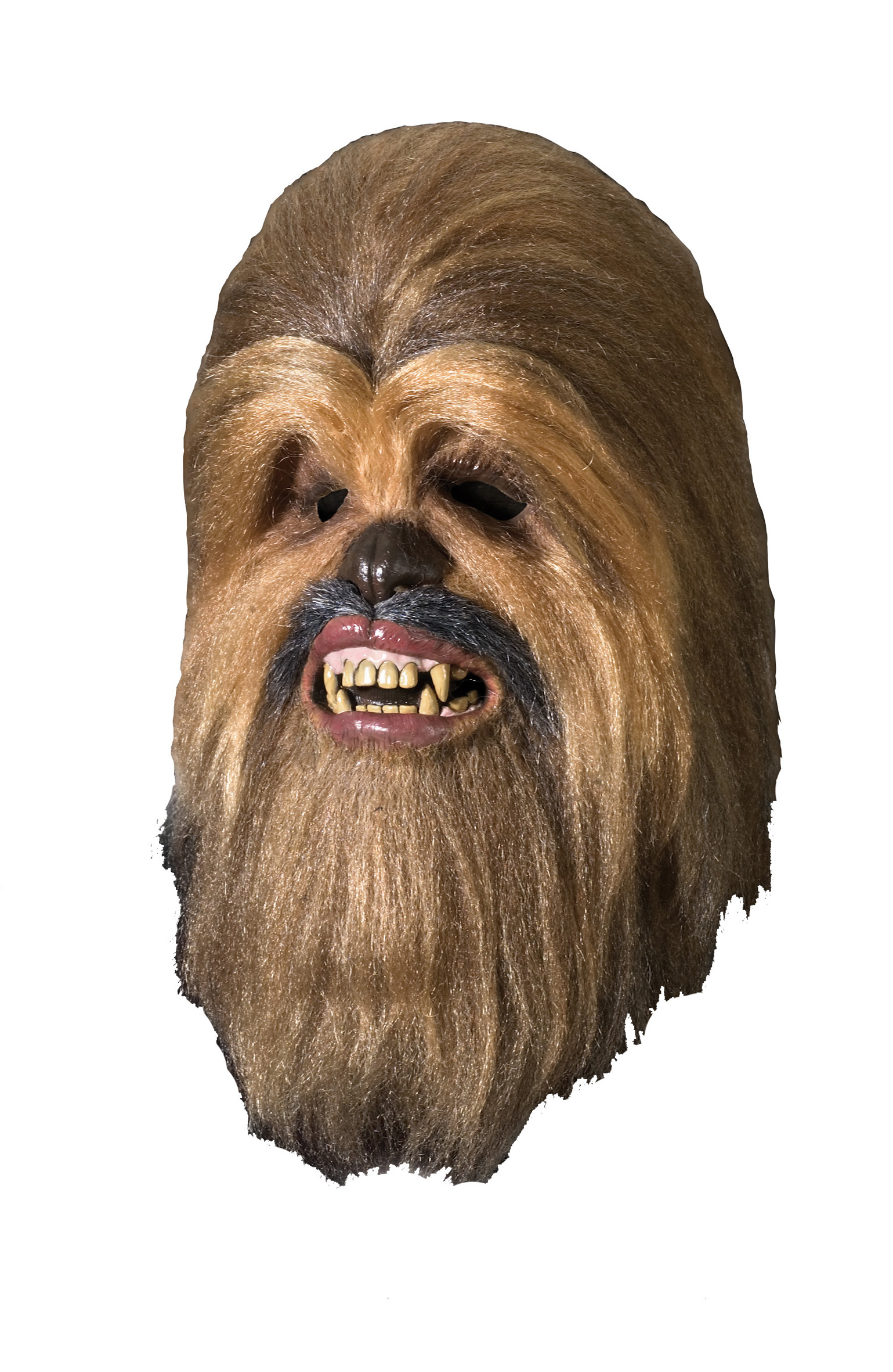 Masque de luxe Chewbacca Star Wars adulte