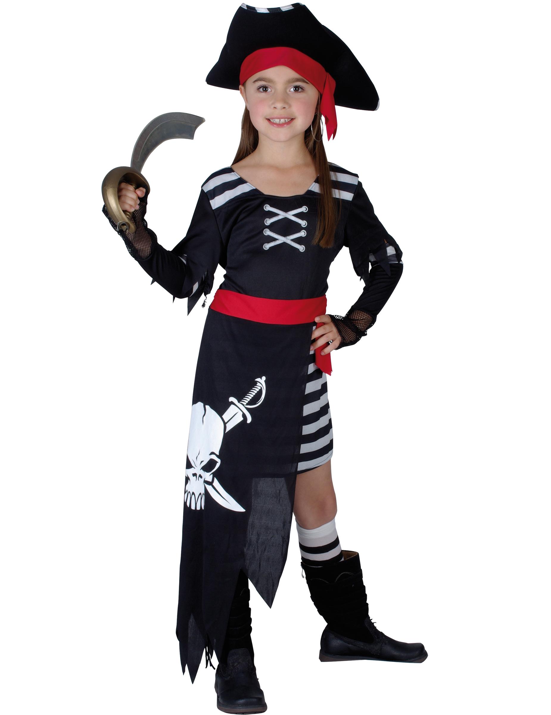 Déguisement Pirate Fille Costume