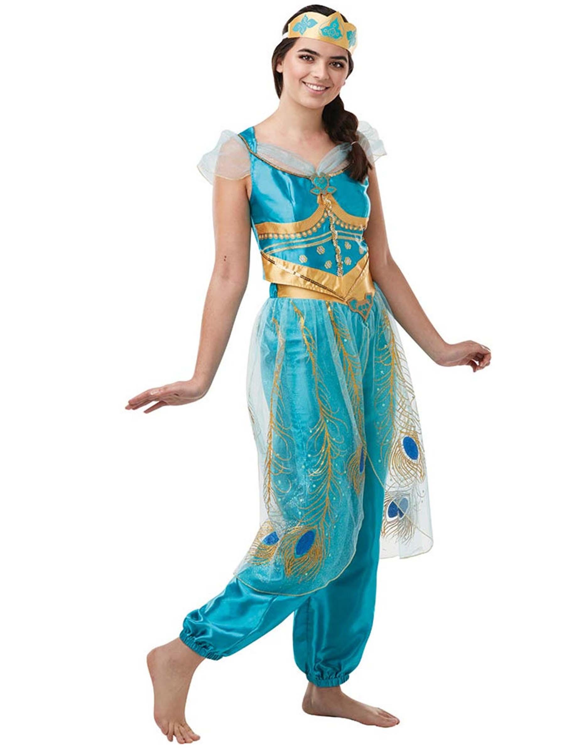 Déguisement classique princesse Jasmine Live action femme