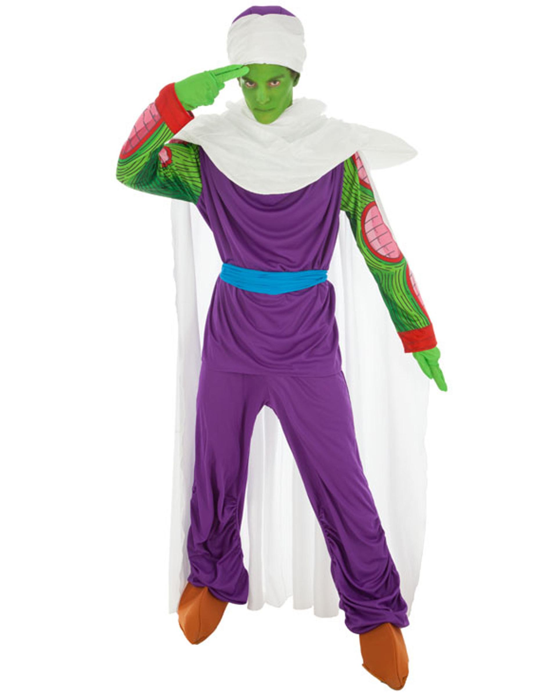 Déguisement Piccolo Dragon Ball adulte
