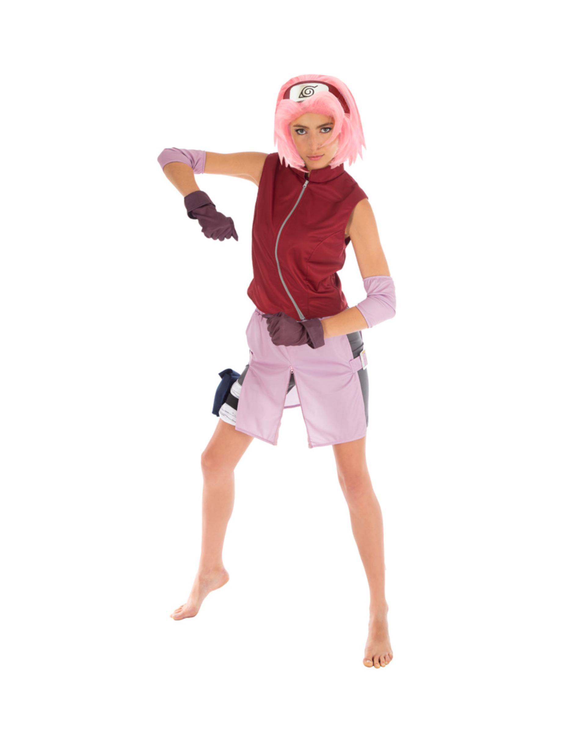 Déguisement Sakura Haruno Naruto femme