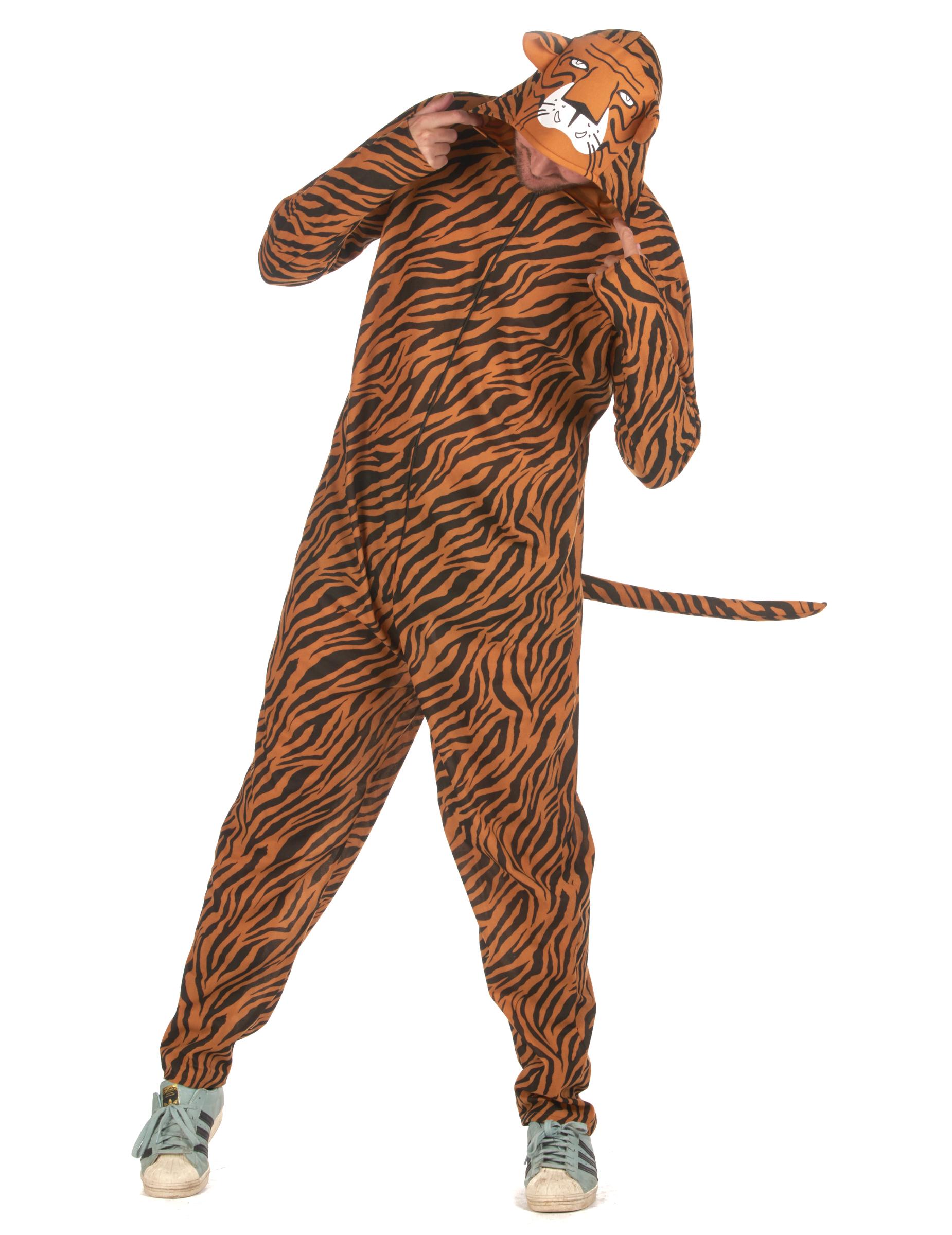 Déguisement tigre homme