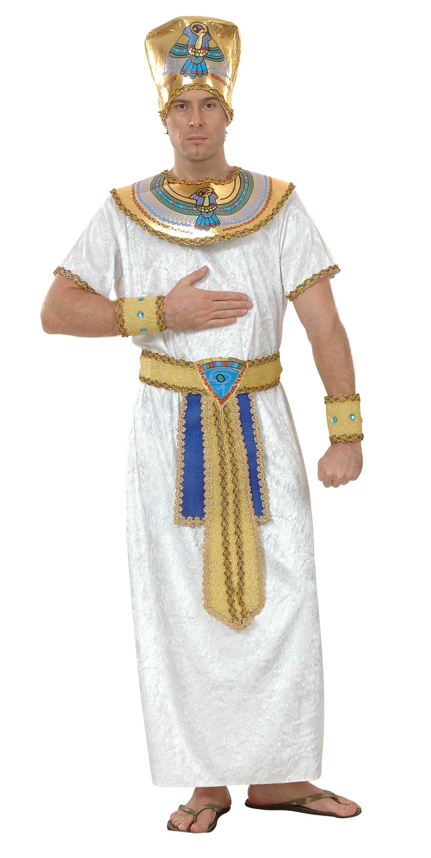 Déguisement complet roi égyptien homme