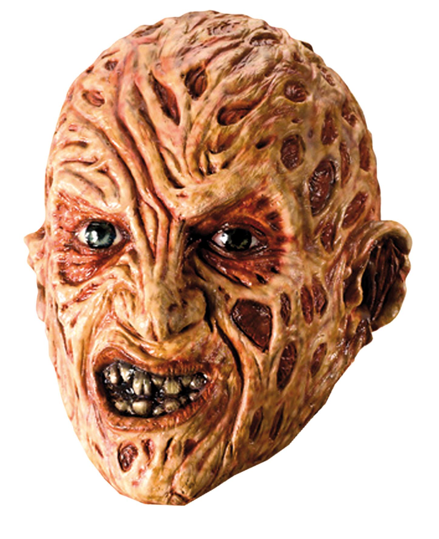 Masque 3/4 Freddy Krueger adulte