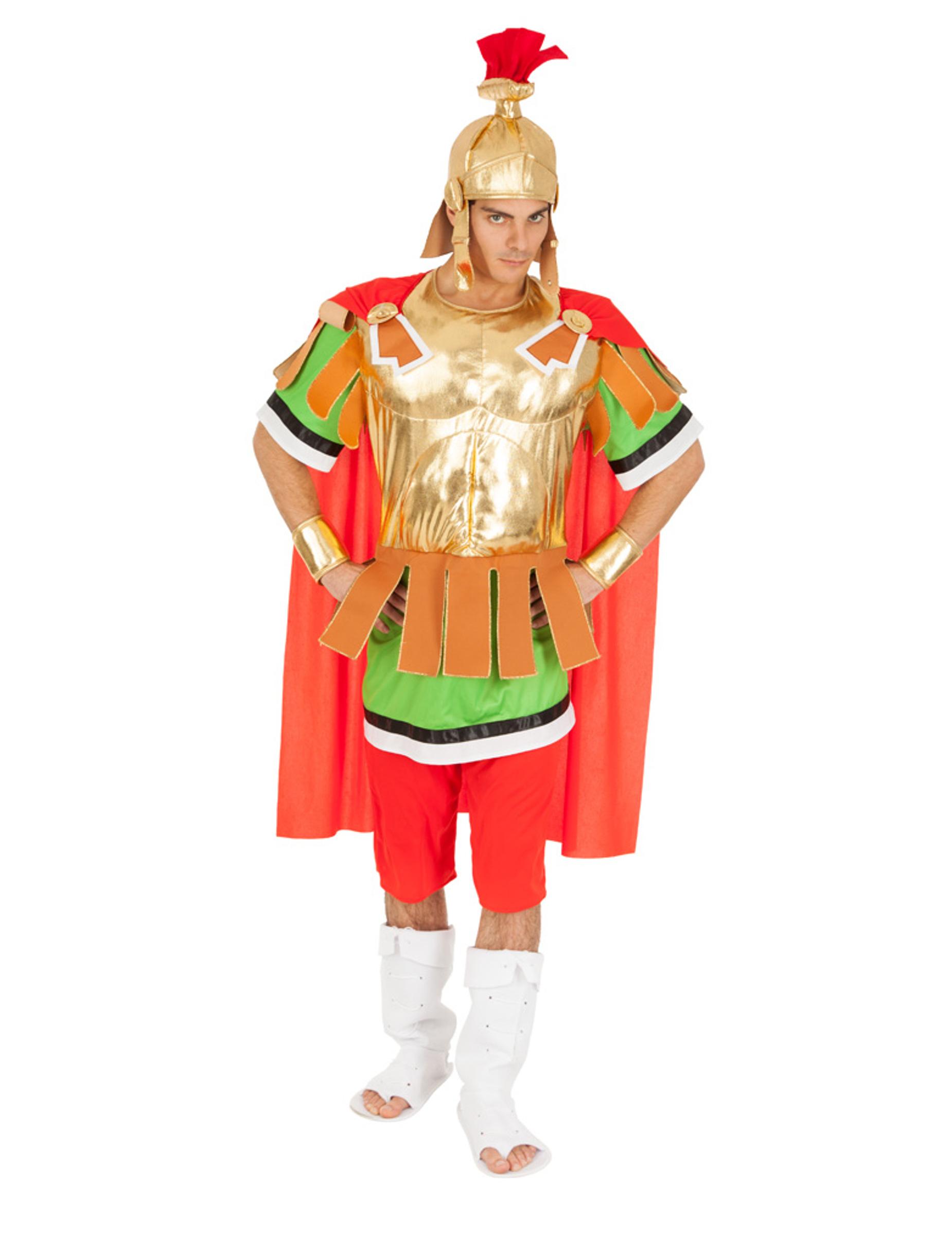 Déguisement le Centurion d'Astérix et Obélix adulte