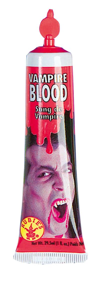 Tube de sang Halloween